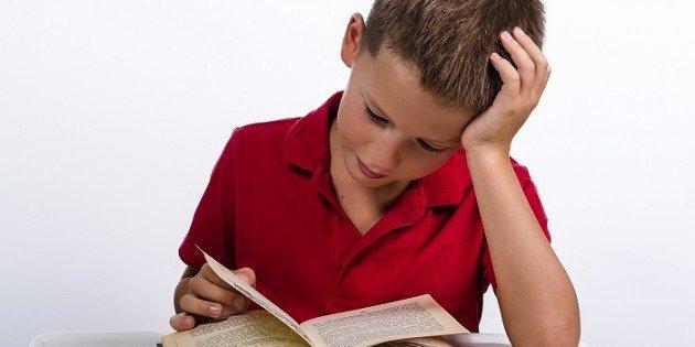¿Tiene mi hijo problemas para leer?