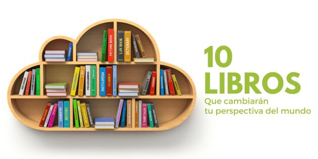 10 libros que cambiarán tu perspectiva del mundo