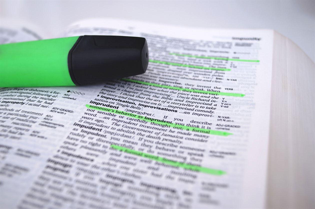 Cómo memorizar nuevo vocabulario en segundos