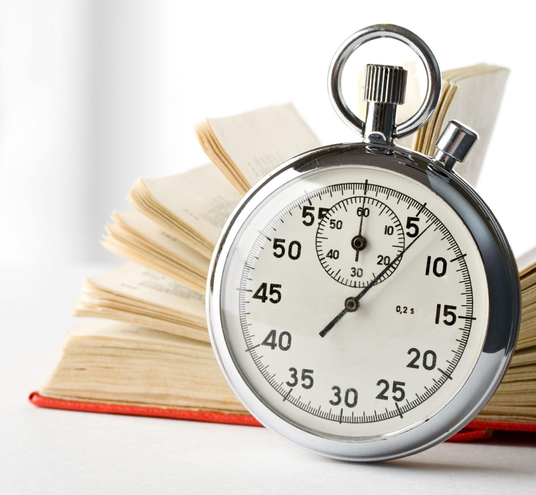 ¡Lee más rápido! 2 ideas que realmente funcionan