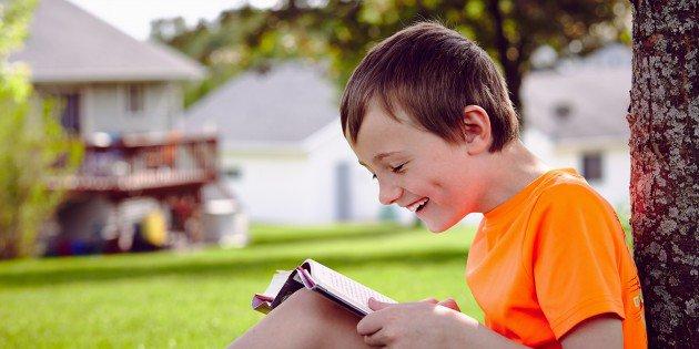 Cómo enamorar a tus hijos de la lectura