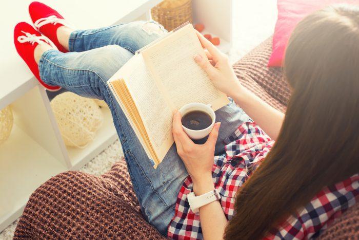 4 pasos para convertir la lectura en un hábito
