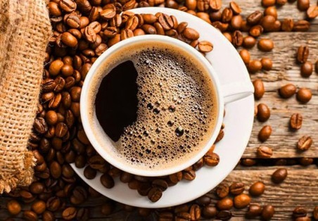 alimentos buenos para la memoria, café