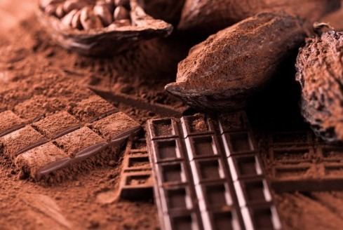 alimentos para la memoria, chocolate negro