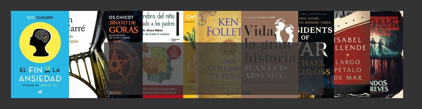 11 Libros de Diferentes Temáticas para un Verano Más Interesante [2019]