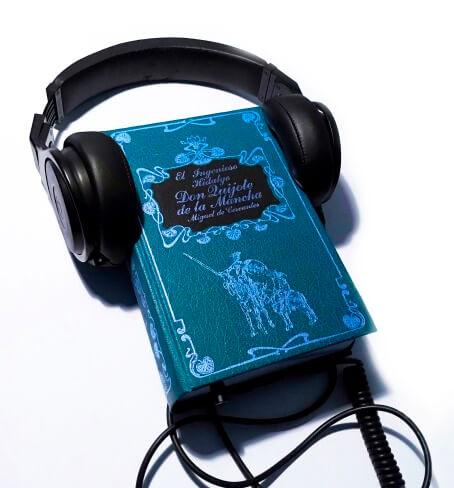 AudioLibro Don quijote