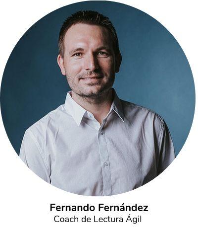 Fernando Fernández Coach de lectura agil