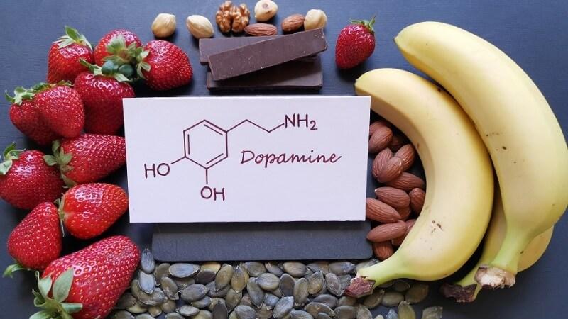 Alimentos que aportan dopamina