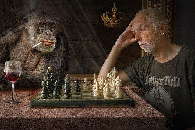 Memoria de trabajo, jugando al ajedrez