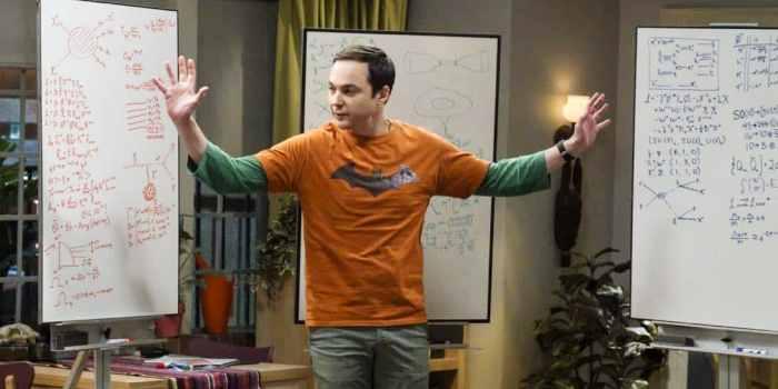 Sheldon cooper memoria eidética