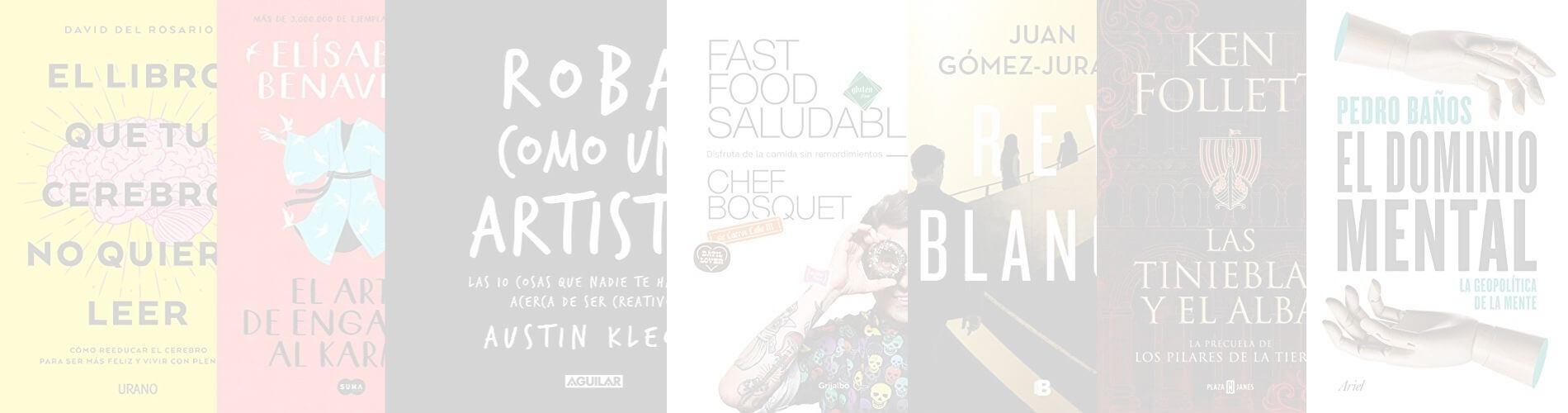 Los 7 libros recomendados de Lectura Ágil para este 2021