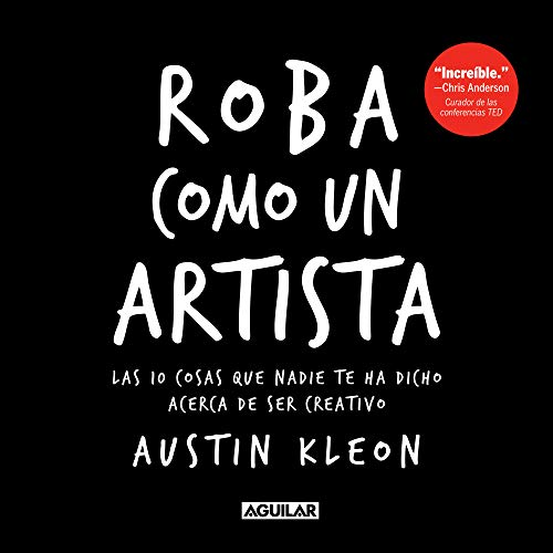 Libro. Roba como un artista